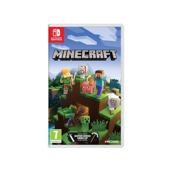 Minecraft: Nintendo Switch Edition – Nintendo Switch Game