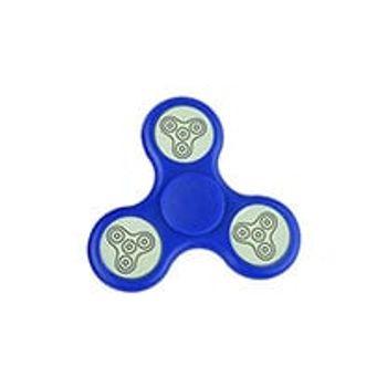 Fidget Spinner Led Dark Blue
