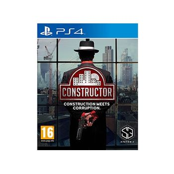 Constructor HD – PS4 Game
