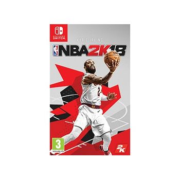NBA 2K18 – Nintendo Switch Game