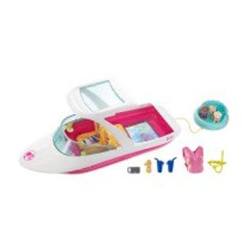 Αξεσουάρ Barbie Σκάφος Περιπέτεια με Δελφίνια