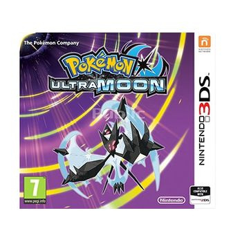 Pokemon Ultra Moon – 3DS/2DS Game