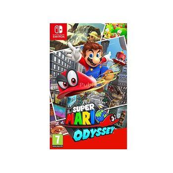Super Mario Odyssey – Nintendo Switch Game