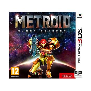 Metroid: Samus Returns – 3DS/2DS Game
