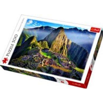 Παζλ Historic Sanctuary Machu Pichu Premium Quality (500 Κομμάτια)