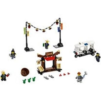LEGO® NINJAGO Καταδίωξη στην Πόλη