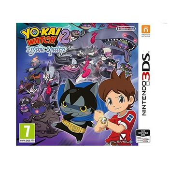 Yo-Kai Watch 2: Psychic Specters – 3DS/2DS Game