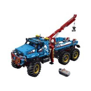 LEGO® Ρυμουλκό Φορτηγό 6×6 Παντός Εδάφους