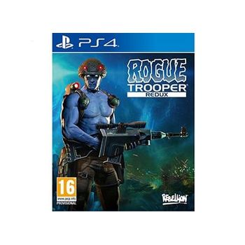 Rogue Trooper Redux – PS4 Game