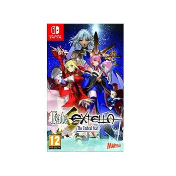Fate/Extella: The Umbral Star – Nintendo Switch Game