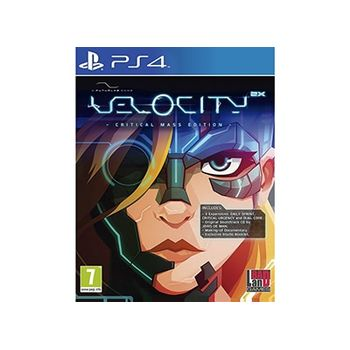 Velocity 2X: Critical Mass Edition – PS4 Game