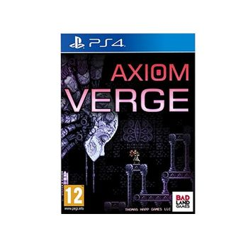 Axiom Verge – PS4 Game
