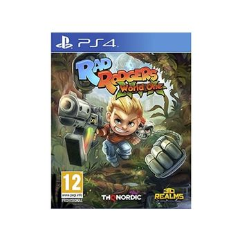 Rad Rodgers – PS4 Game