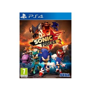 Sonic Forces – PS4 Game