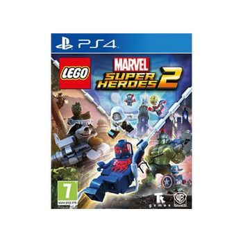 LEGO Marvel Super Heroes 2 – PS4 Game