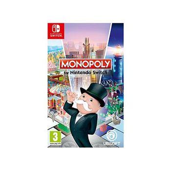 Monopoly – Nintendo Switch Game