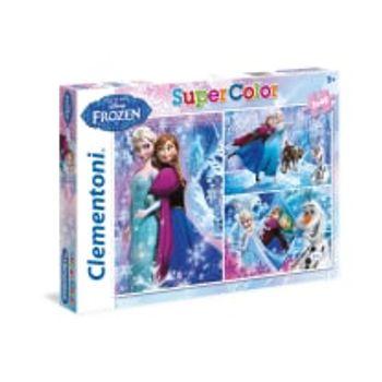 Παζλ Frozen Super Color Disney (3×48 Κομμάτια)