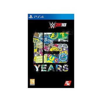 WWE 2K18 Cena Nuff Collector's Edition – PS4 Game