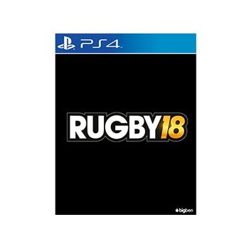 Rugby 18 – PS4 Game