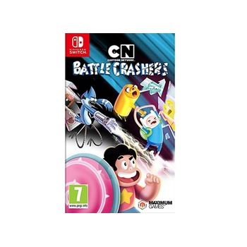 Cartoon Network: Battle Crashers – Nintendo Switch Game