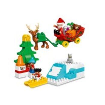 LEGO® Χειμερινές Διακοπές του Άι Βασίλη