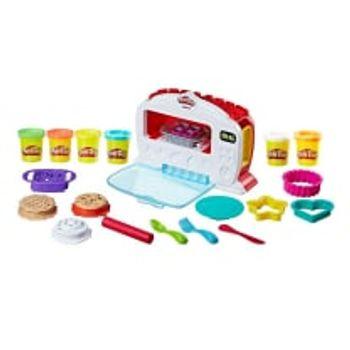 Σετ Φούρνος με Πλαστελίνες και Καλουπάκια Play-Doh