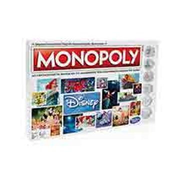 Επιτραπέζιο Monopoly Walt Disney Animation