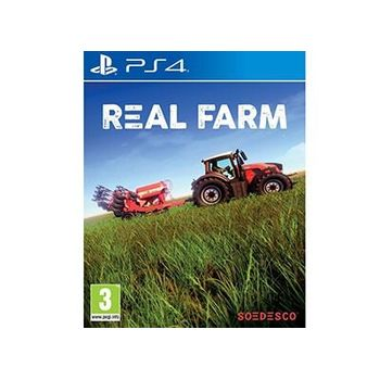 Real Farm – PS4 Game