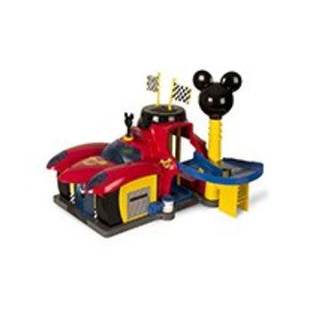 Γκαράζ Mickey Roadster Racers