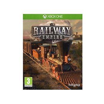 Railway Empire – Xbox One Game