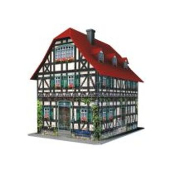3D Παζλ Μεσαιωνικό Σπίτι (216 Κομμάτια)