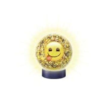 3D Παζλ Emoji Μπαλαλάμπα Τρέλα (72 Κομμάτια)