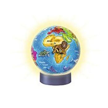 3D Παζλ Υδρόγειος Μπαλαλάμπα Τρέλα (72 Κομμάτια)