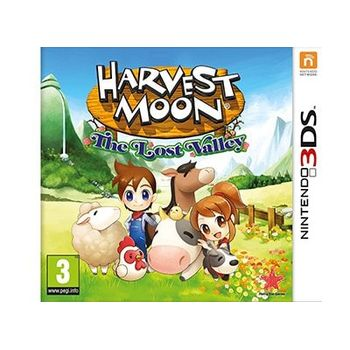 Harvest Moon: The Lost Valley – 3DS/2DS Game