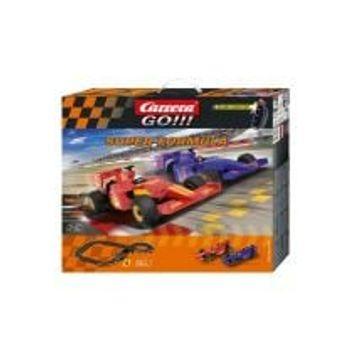 Πίστα Αγώνων Carrera Slot Go 1:43 Super Formula