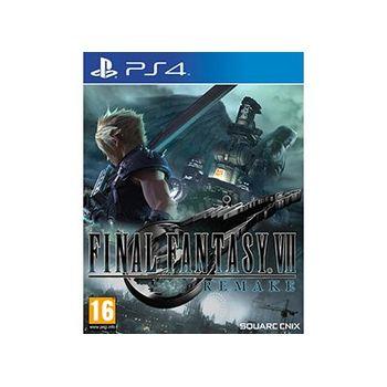 Final Fantasy VII Remake – PS4 Game