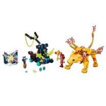 LEGO® Η Αζάρι & η Σύλληψη του Λιονταριού της Φωτιάς