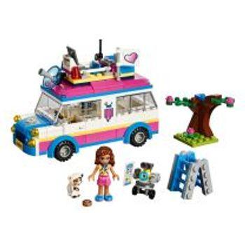 LEGO® Το Όχημα Αποστολών της Ολίβια