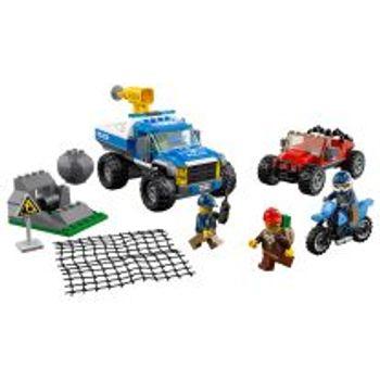 LEGO® Καταδίωξη σε Χωματόδρομο