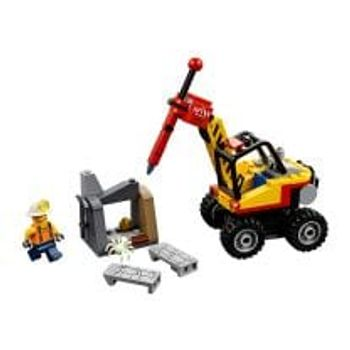 LEGO® Κομπρεσέρ Εξόρυξης Χρυσού
