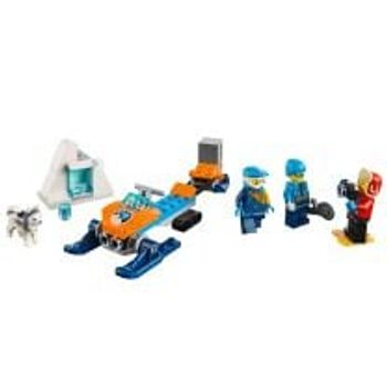LEGO® Αρκτική Ομάδα Εξερεύνησης
