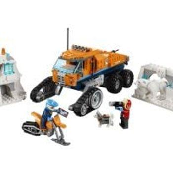 LEGO® Αρκτικό Ανιχνευτικό Φορτηγό