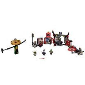 LEGO® Αρχηγείο S.O.G.