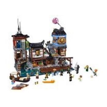 LEGO® Προβλήτες της Πόλης NINJAGO®