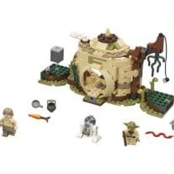 LEGO® Η Καλύβα του Yoda