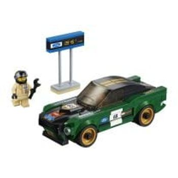 LEGO® Ford Mustang Fastback