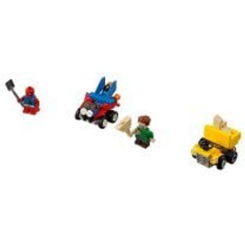 LEGO® Mighty Micros Σκάρλετ Σπάιντερ εναντίον Σάντμαν