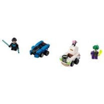 LEGO® Mighty Micros Νάιτγουινγκ™ εναντίον Τζόκερ™