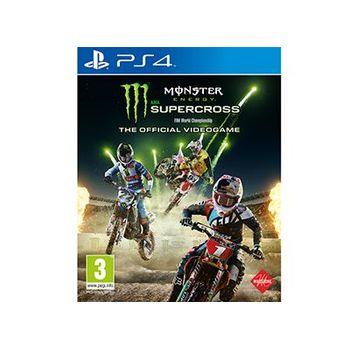 Monster Energy Supercross – PS4 Game