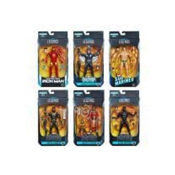 Φιγούρα Black Panther Legent Series – Hasbro – 6 Σχέδια – 1 Τεμάχιο